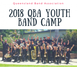 QBA Youth Band Camp 2018