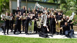Queensland Youth Band Concert